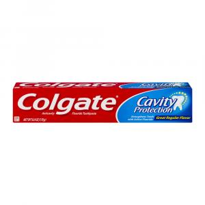 Colgate Cavity Protection Regular Flavor Toothpaste