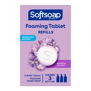 Soft Soap Lavender Foaming Tablet Refills