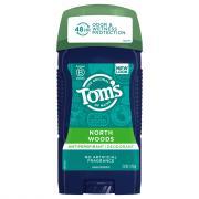 Tom's of Maine Men's North Woods Antiperspirant Deodorant