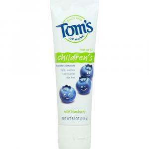 Tom's of Maine Children's Wild Blueberry Toothpaste