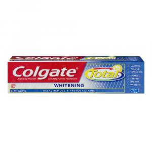 Colgate Total Plus Whitening Gel