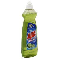 Ajax Dish Liq Q/bleach Alternative Lime