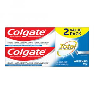 Colgate Total Whitenening Gel Toothpaste