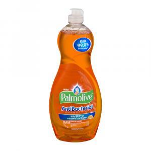Palmolive Ultra Antibacterial Orange Liquid Dish Soap