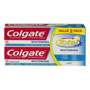 Colgate Total Anticavity Flouride Whitenening Toothpaste
