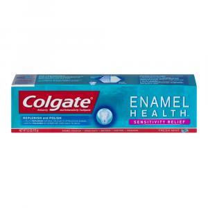 Colgate Enamel Health Sensitivity Relief Fresh Mint