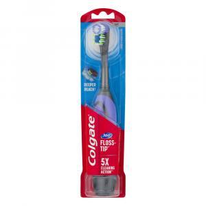 Colgate 360 Degrees Floss Tip Soft Powered Toothbrush