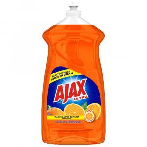 Ajax Orange Triple Action Liquid Dish Detergent