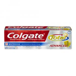 Colgate Total Advanced Whitening Toothpaste