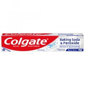 Colgate Baking Soda & Peroxide Whitening Toothpaste