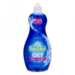 Palmolive Ultra Oxy Plus Power Degreaser Liquid Dish Soap