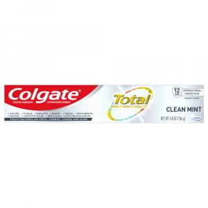 Colgate Total Clean Mint Toothpaste