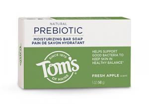 Tom's of Maine Prebiotic Fresh Apple Bar Soap