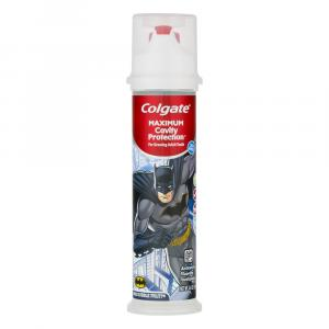 Colgate Kids Batman Pump Toothpaste