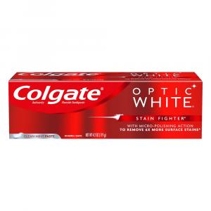 Colgate Optic White Clean Mint Toothpaste