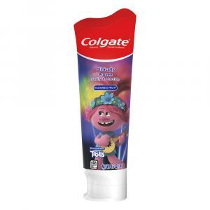 Colgate Kids Trolls Toothpaste