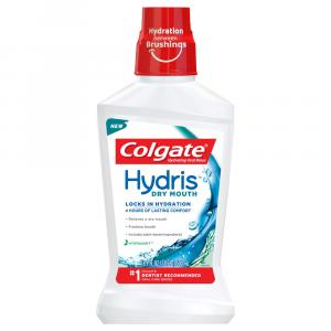 Colgate Hydris Dry Mouth Oral Rinse Mint