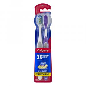 Colgate 360 Surround Adult Soft Toothbrushes