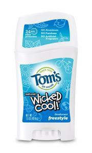 Tom's Of Maine Wicked Cool! Freestyle Deodorant