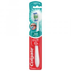 Colgate 360 Toothbrush Full Head Soft