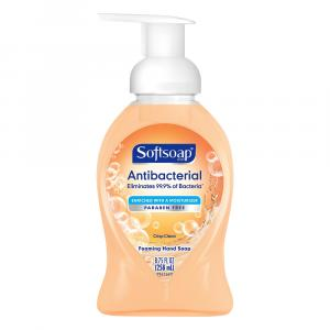 Softsoap Antibacterial Crisp Foaming Hand Soap
