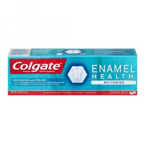 Colgate Enamel Health Whitening Toothpaste Clean Mint