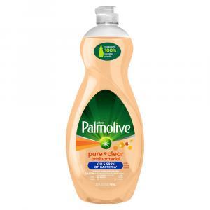 Palmolive Pure + Clear Antibacterial Dish Liquid