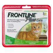 Frontline Plus Doses for Cats