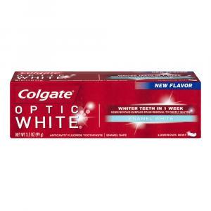 Colgate Optic White Enamel Toothpaste