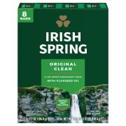 Irish Spring Bar Soap