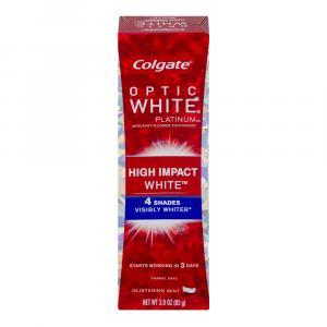 Colgate Optic White High Impact Toothpaste