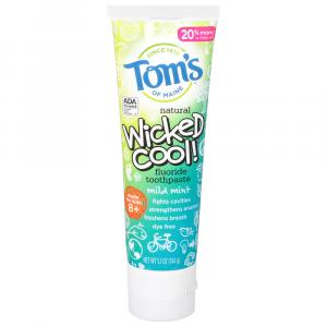 Tom's of Maine Wicked Cool Mint Toothpaste