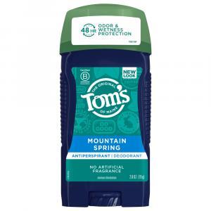 Tom's of Maine Men's Mountain Spring Deodorant