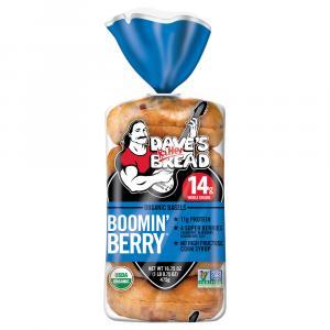 Dave's Killer Bread Organic Boomin' Berry Bagels