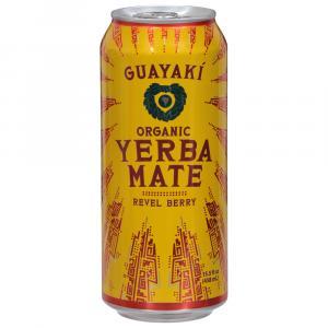 Guayaki Yerba Mate Organic Brand Revel Berry