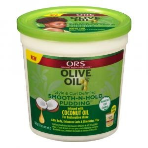 Olive Oil Smooth Hold Pudding