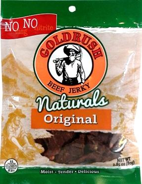 Gold Rush Original Beef Jerky