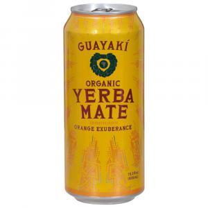 Guayaki Organic Yerba Mate Orange Exuberance
