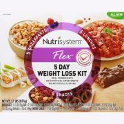 Nutrisystem 5-Day Weight Loss Kit