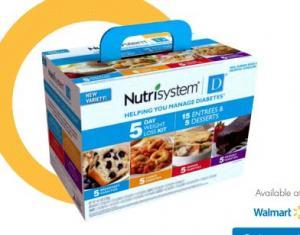 Nutrisystem Flex 5-Day Weight Loss Kit