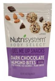Nutrisystem Body Select Dark Chocolate Almond Bites