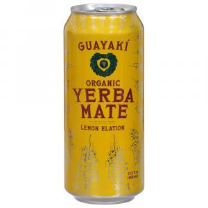 Guayaki Organic Yerba Mate Lemon Elation
