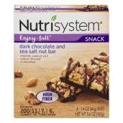 Nutrisystem Dark Chocolate Sea Salt Nut Bar
