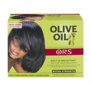 Organic Root Stimulator Olive Oil Relaxer Kit Extra