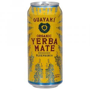 Guayaki Yerba Mate Organic Brand Bluephoria