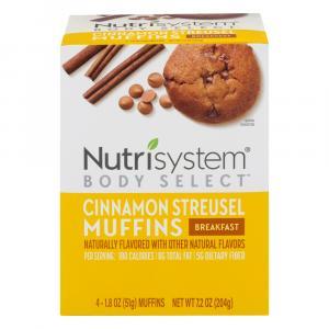 Nutrisystem Morning Mindset Breakfast Cinnamon Strudel