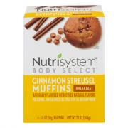 Nutrisystem Morning Mindset Breakfast Cinnamon Strudel