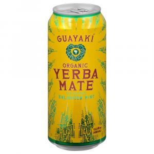 Guayaki Yerba Mate Organic Brand Enlighten Mint