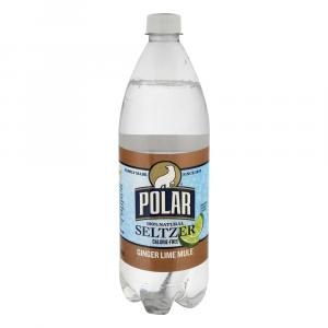 Polar Ginger Lime Mule Seltzer Water