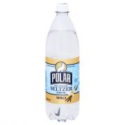 Polar Seltzer Vanilla